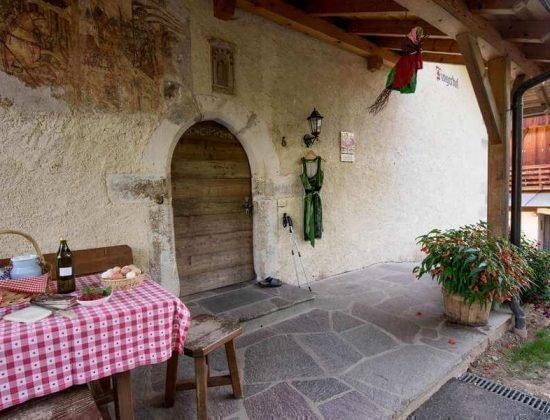 Fingerhof a Fiè allo Sciliar – Alto Adige