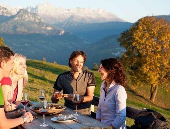 Törggelen Südtirol