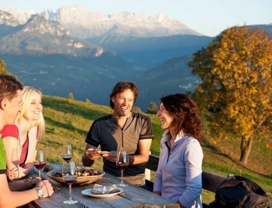 Törggelen Alto Adige