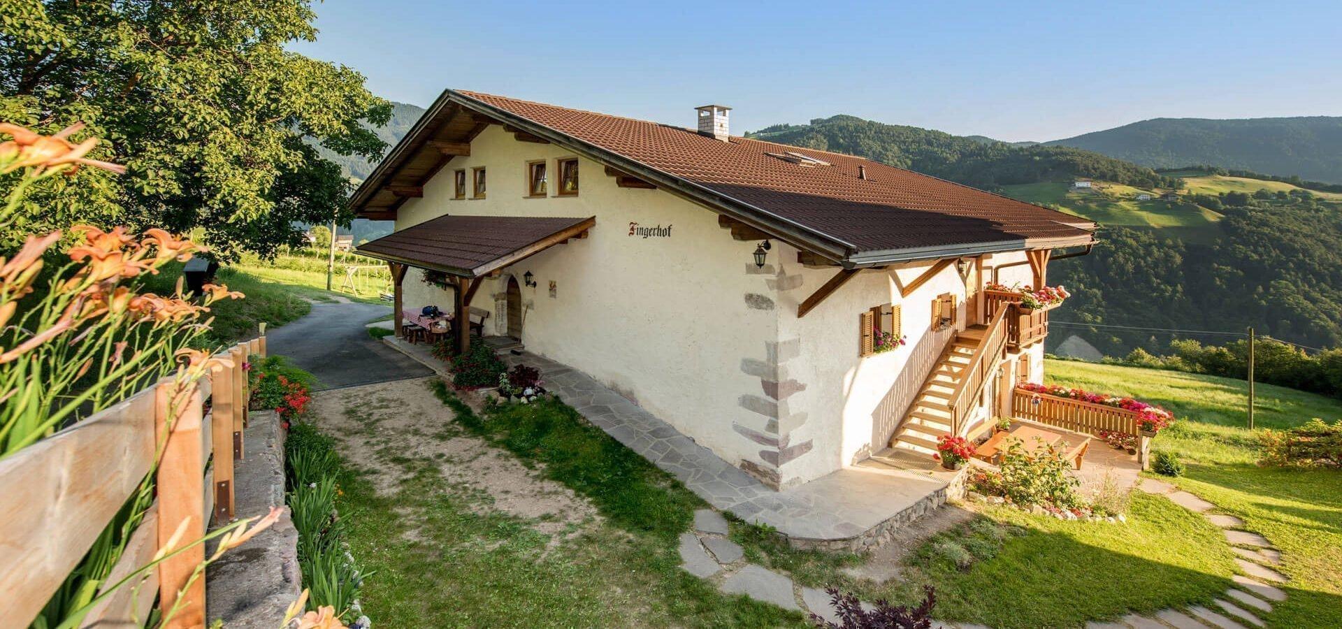 Urlaub auf dem Bauernhof in Völs am Schlern - Südtirol